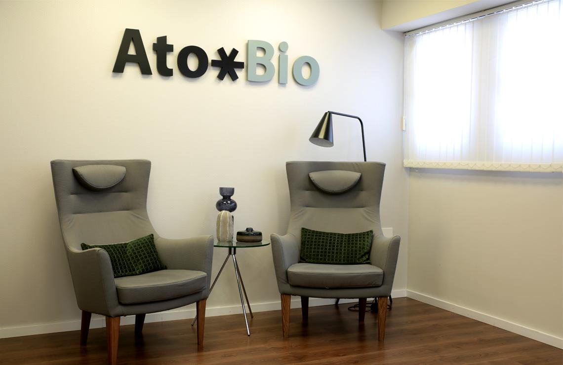 Atox bio חברת ביוטכנולוגיה